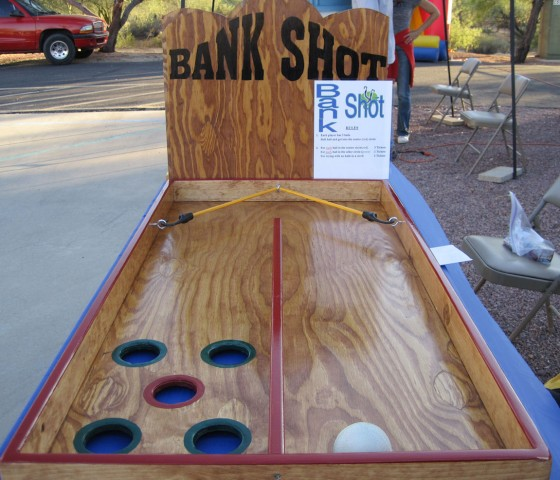Bank Shot Game