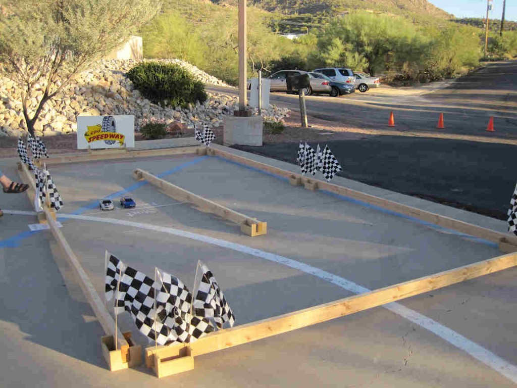 Speedway Game