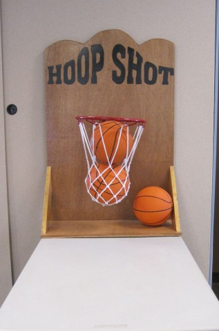 Hoop Shot Game