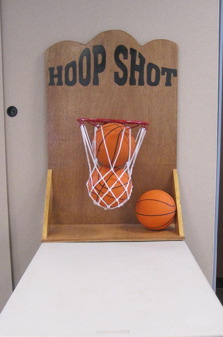Hoop Shot Game