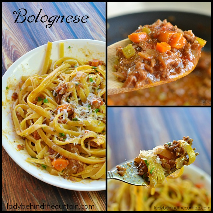 how to cook beef bolognese