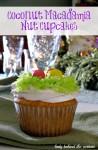 Coconut Macadamia Nut Cupcakes