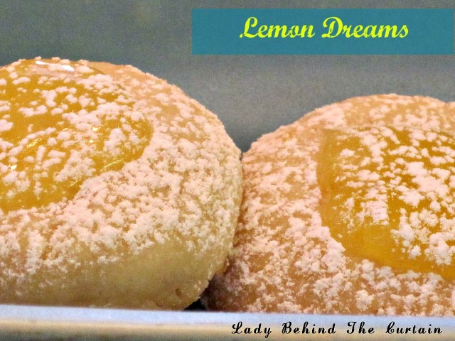 Lady Behind The Curtain - Lemon Dreams