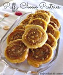 Puffy Cheese Pastries