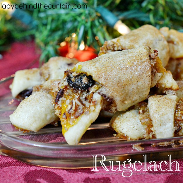 Rugelach - Lady Behind The Curtain