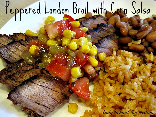 Classic London Broil With A Twist Of St John's & Cottage Fries Recipe...