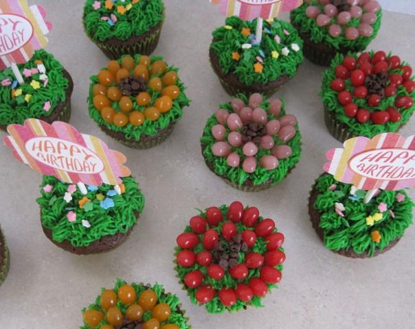 Devil's Food Cupcakes