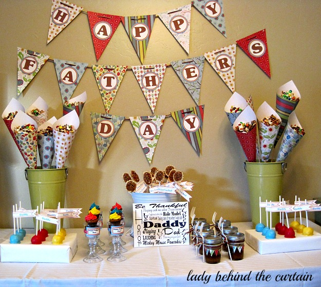 lady behind the curtain fathers day dessert table lady behind 7 fathers day desserts you can make 625x559