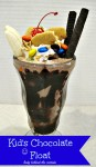 Kid's Chocolate Float