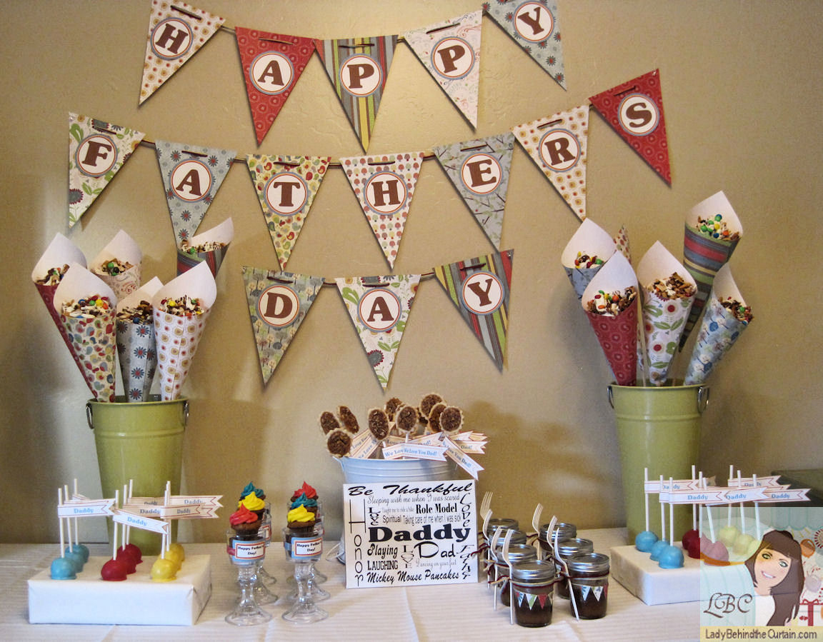fathers day table - HD1152×899