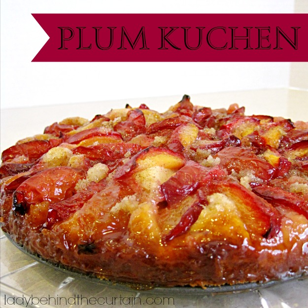 Plum Kuchen - Lady Behind The Curtain