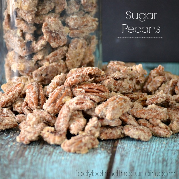 Sugar Pecans - Lady Behind The Curtain