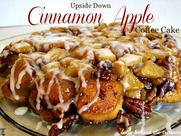 loved it too apple cinnamon upside down claudiansatx brandied apple ...
