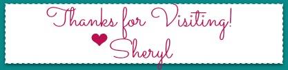 Sheryl's NEW signature 2