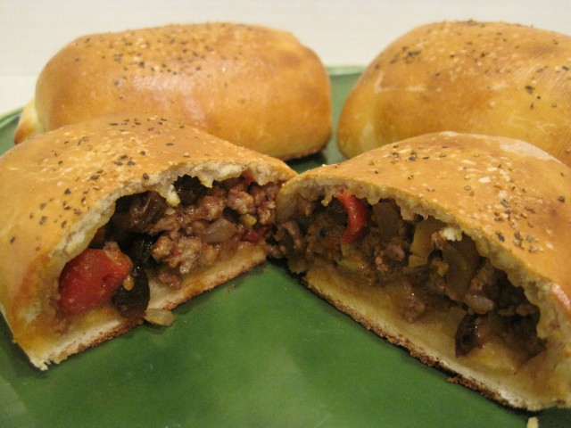 Picadillo Pockets