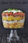 Layered Corn Bread Salad