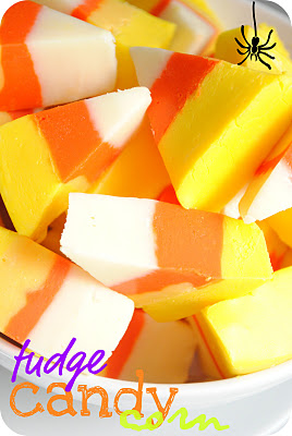 Fudge Candy Corn