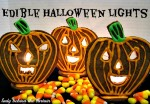 Edible Halloween Lights