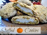 Stuffed Pumpkin Cookies