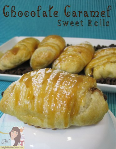 Lady-Behind-The-Curtain-Chocolate-Caramel-Sweet-Rolls