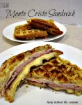 Light Monte Cristo Sandwich