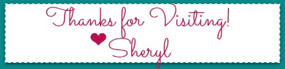 Sheryl's NEW signature 2