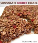 Chocolate – Cherry Treats