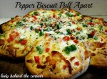 Pepper Biscuit Pull-Apart