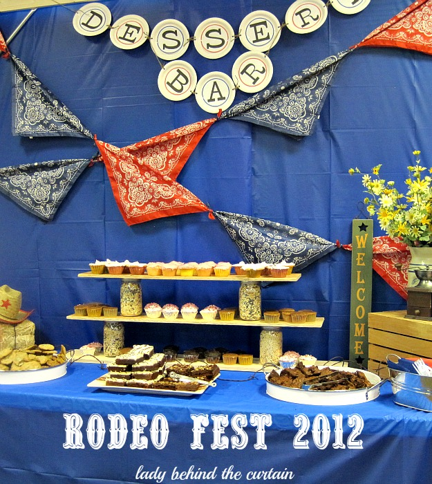 Lady Behind The Curtain - Rodeo Fest 2012
