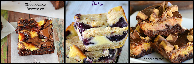 foto Creamsicle Cheesecake Bars