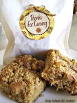 Cowboy Coffee Cake Party Favor!