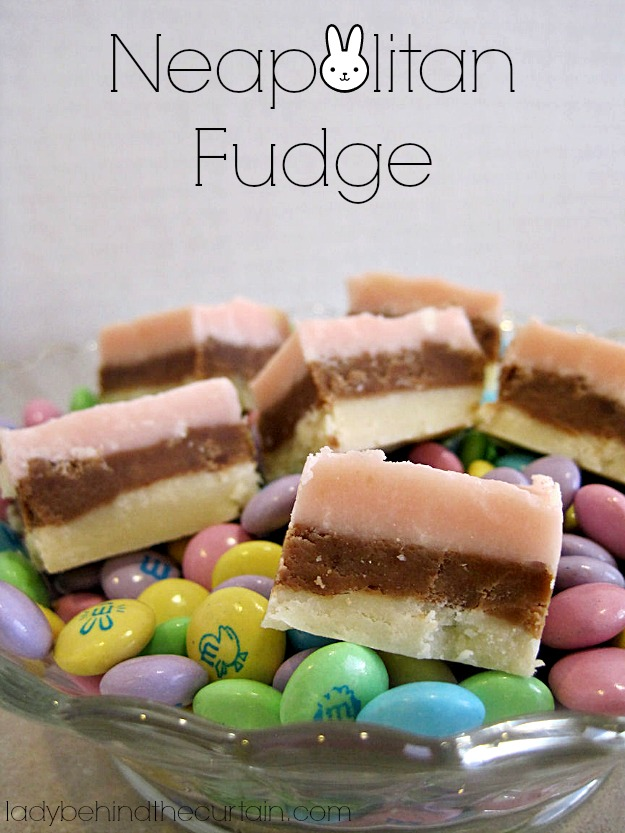 Neapolitan Fudge - Lady Behind The Curtain