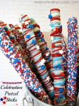 Celebration Pretzel Sticks