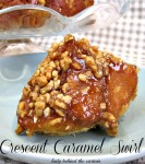 Crescent Caramel Swirl
