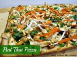 Pad Thai Pizza