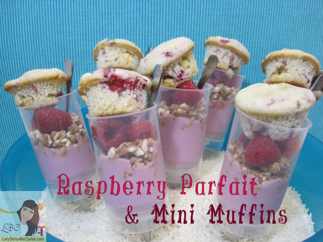 Lady-Behind-The-Curtain-Raspberry-Parfait-Mini-Muffins-