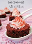 Red Velvet Mini Bites
