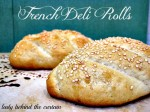 French Deli Rolls