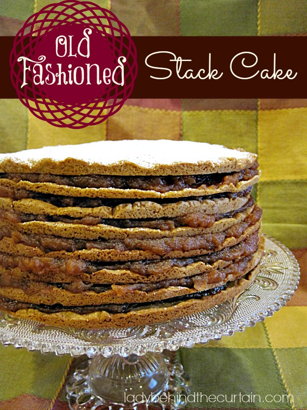 Old-Fashioned Stack Cake