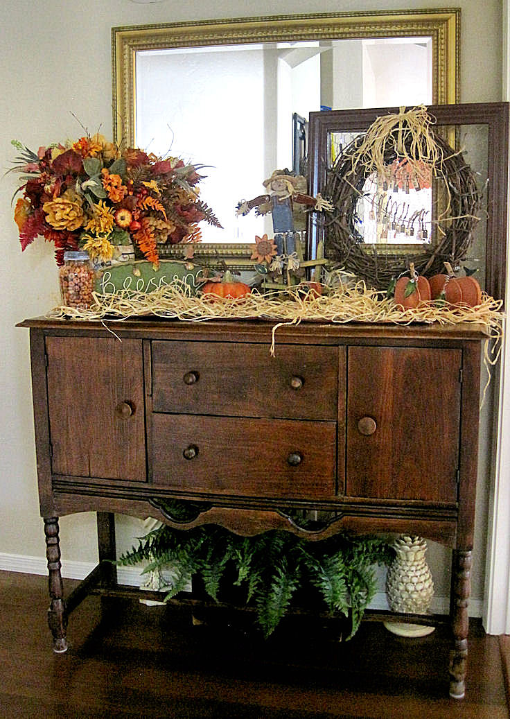 Pictures Of Decorated Buffet Tables