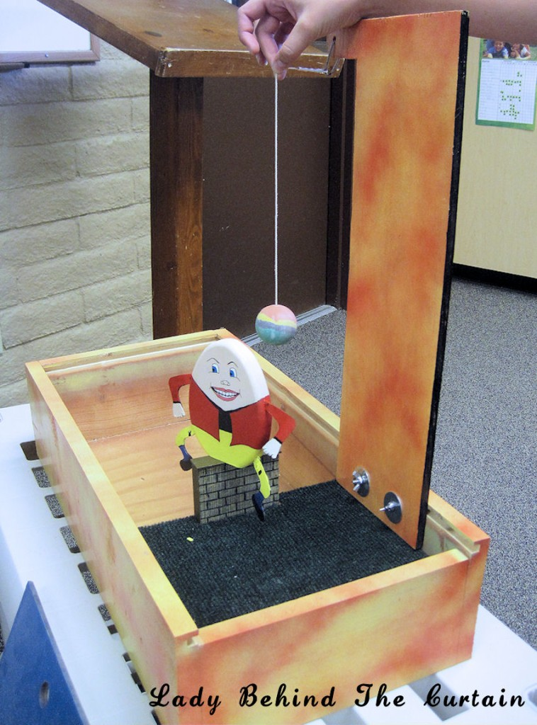 Humpty Dumpty Game Toddler