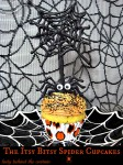 The Itsy Bitsy Spider Cupcakes