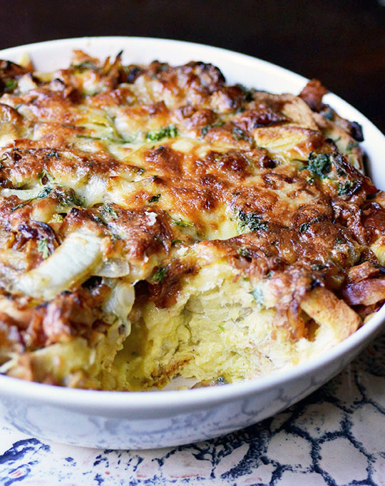 25 Crowd - Pleasing Casseroles