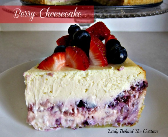 Lady-Behind-The-Curtain-Berry-Cheesecake