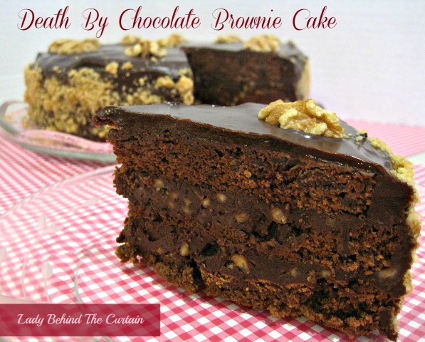 Lady-Behind-The-Curtain-Death-By-Chocolate-Brownie-Cake
