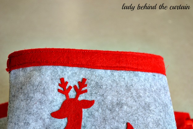 Lady Behind The Curtain - Silverware Pockets