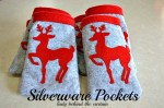Silverware Pockets