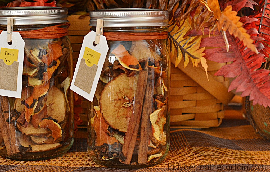 Slow Cooker Simmering Spice Gift | Give the scent of the holiday season!