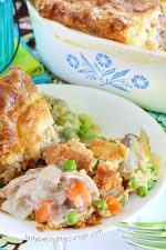 Grandma's Chicken Pot Pie