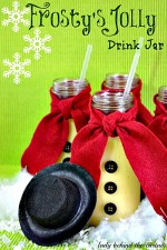 Frosty's Jolly Drink Jar